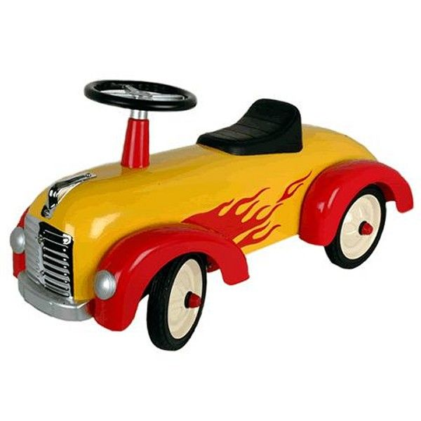 Great Gizmos Pink Speedster Racer Sit n Ride