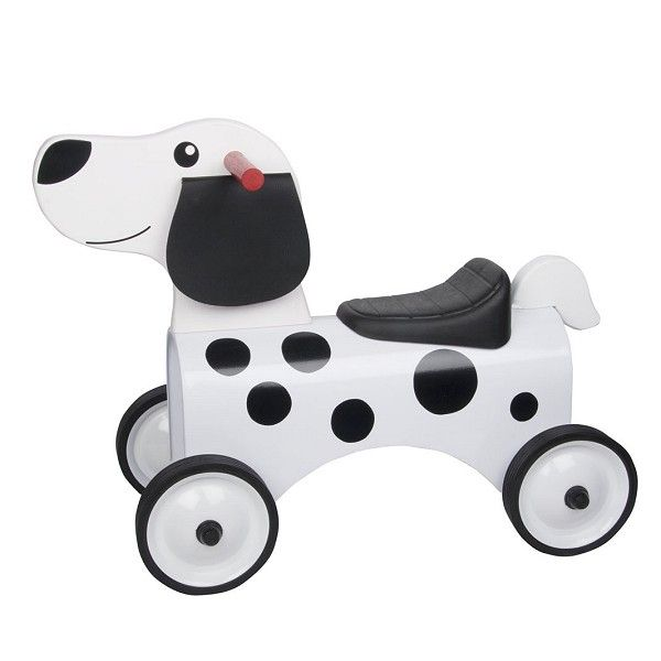 Sit and Ride Dalmation Dog